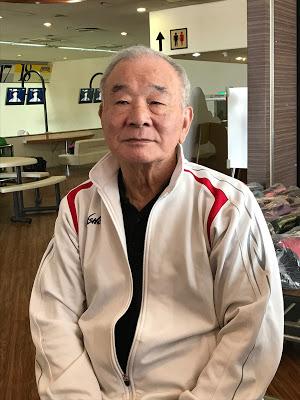 優勝の青木晃選手