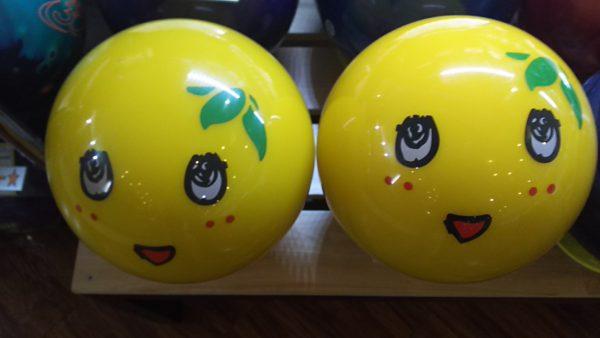 ふなっし~ボウリングボール