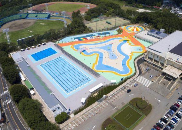 船橋運動公園プール