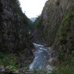 日本三大峡谷「清津峡」