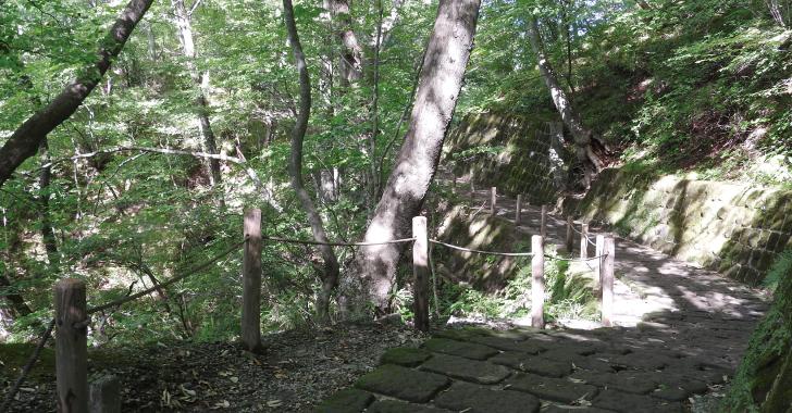 日光・霧降の滝遊歩道