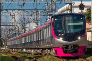 京王5000系車両